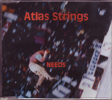 Atlas Strings Needs Australian CD single Ben Mullins (1995)