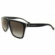 Hugo Boss Sunglasses 0082 7V8 CC Black with Brown Brown Gradient