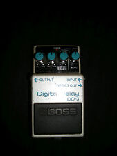 Boss Digital Delay dd-3 (e-Guitarre/Bass effetto eco-dispositivo, installeremo pedale)