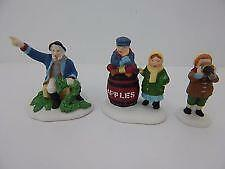 DEPARTMENT 56 HERITAGE VILLAGE COLLECTION THE OLD MAN AND THE SEA 3PC 56553 MIB