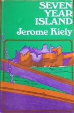 Jerome Kiely~SEVEN YEAR ISLAND~SIGNED~1ST/DJ~NICE COPY
