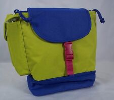 NEW Tupperware Insulated Fashion Lunch Bag With Carry Strap Lime Green Blue Pink