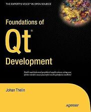 Foundations of Qt Development (Expert's Voice in Open Source), Thelin, Johan, Go