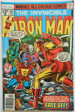 IRON MAN #105 - DEC 1977 - JACK OF HEARTS APPEARANCE! - VFN (8.0)