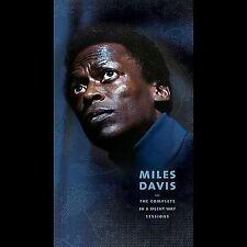 The Complete In a Silent Way Sessions [Long Box] by Miles Davis (CD,...