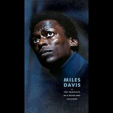 The Complete In a Silent Way Sessions [Long Box] by Miles Davis 3 CD's SEALED