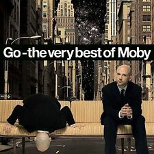 MOBY - Go: The Very Best of Moby [PA] [Limited] (CD, Oct-2006, 2 Discs, V2 (USA)