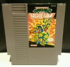 NES Teenage Mutant Ninja Turtles 2: The Arcade Game - Original Cart Only