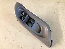 Nissan Almera N16 twin electric window switch. 2000 - 2006