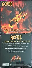 AC/DC - ... And There Was Guitar! Cd Sigillato Sealed