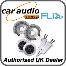 """FLI FI5Comp-F3 Car Audio Component 2 Way Speakers Set 5.25"""" 225W 130mm Door Dash"""