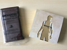 Uncharted Collection Press Kit Edition RARE (Without game) + Press Wallet