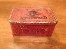 VINTAGE MYRTLE CUT T & B RENOWNED TOBACCO TIN