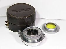 FED 4.5/28mm for M39/Leica/Fed/Zorki #45948 Rare Rangefinder wide angle lens