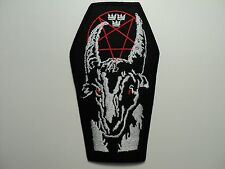 BATHORY  EMBROIDERED PATCH