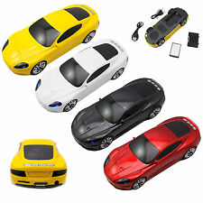 Mini Car Shape Rechargeable USB FM Radio TF SD Card Mp3 Music Player Speaker New