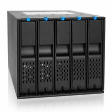 "Icy Dock MB975SP-B Flexcage Trayless 5x3.5"" Hdd (mb975spb)"