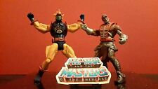 200x Masters of the Universe Action Figure Duo, Zodac, syklone, MATTEL, RARA.