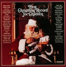FIRST CHRISTMAS RECORD FOR ...-FIRST CHRISTMAS RECORD FOR CHILDREN / VARI CD NEW