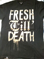 In perfect conditions drop dead fresh till death t shirt medium mens