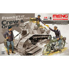 Meng Model 1/35 HS-005 French Light Tank Crew & Orderly
