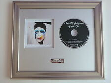 LIMITED EDITION LADY GAGA - APPLAUSE FRAMED PRESENTATION. RARE. UK RELEASE