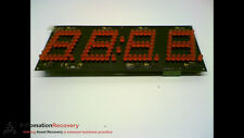 STATIC CONTROL AD-0801-013 REVISION E LED NUMERIC DISPLAY BOARD, NEW* #172081