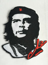 CHE GUEVARA Embroidered Sew/Iron On Patch Patches UK Seller