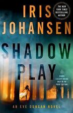 NEW Shadow Play by Iris JohanseN) Free Shipping 1ST EDITION BOOK