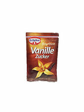 Dr.Oetker Bourbon Vanille Zucker -Bourbon Vanilla Sugar for baking-3 pack -