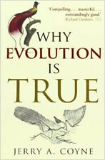 Why Evolution Is True New Paperback Book Jerry A. Coyne