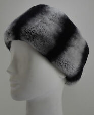 Real Rex Rabbit  Fur Headband New made in the U.S.A.