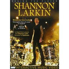 Behind The Player: Shannon Larkin DVD