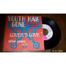 LOVER'S LOVE - Youth Has Gone French PS 7' Heavy Psych 71'