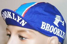 Casquette Brooklyn vélo vintage tour de france rétro cycle