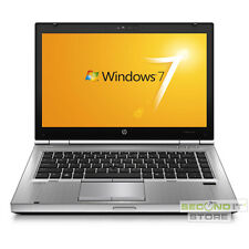 HP EliteBook 8470p Notebook Intel Core i5 2x 2,8 GHz 8 GB RAM 240 GB SSD Win 7