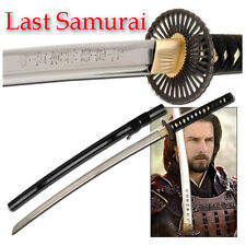 Last Samurai Movie Handmade Japanease 1045 High Carbon Steel Blade Katana Sword