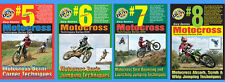 Motocross Skills Techniques 2nd 4 DVD Value Pack from Volume 3 by Gary Semics