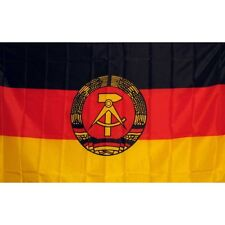 East Germany Flag Banner Sign 3' x 5' Foot Polyester Grommets
