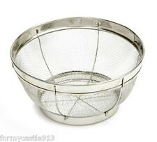 """NORPRO 2148 Small 7.5"""" Stainless Steel Mesh Strainer"""