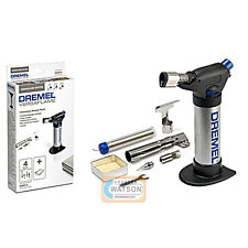 DREMEL Multi Tool Accessories 2200 VersaFlame Butane Gas Torch Soldering Iron x1