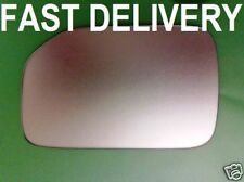 PEUGEOT 106 1996-2004 REPLACEMENT  MIRROR GLASS FLAT RIGHT OR LEFT