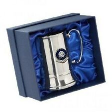 EVERTON (THE TOFFEES) FOOTBALL CLUB STAINLESS STEEL TANKARD