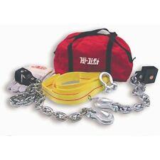 Hi-Lift Jack ORK Off-Road Kit Winch Tensioner Tree Saver Strap Glove Nose Bag