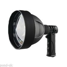 LED Hand Held Search Light 500mtr Range 1200 Lumens PLR400 Rechargerable Torch