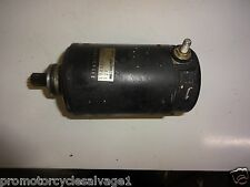 KAWASAKI GPX 750 R 1989 1990 1991:STARTER MOTOR:USED MOTORCYCLE PARTS