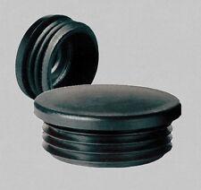 2 Lamellenstopfen für Rundrohr 90 mm, WS 2,5-4 mm