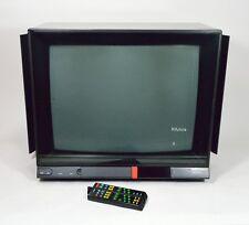 TV televisore 25'' Brionvega Thema 25T Stereo Monitor+telecomando originale-000H