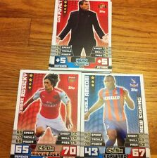 Match Attax Extra 14/15 Complete 160 Base Set