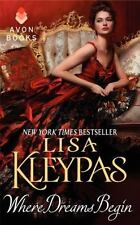 Where Dreams Begin by Lisa Kleypas (2013, Paperback)